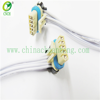 for 03-10 ford 6.0l powerstroke diesel egr valve pigtail wiring f250 f350  f450 f550_乐清市川虹电气有限公司  yueqing chuanhong electric co., ltd.